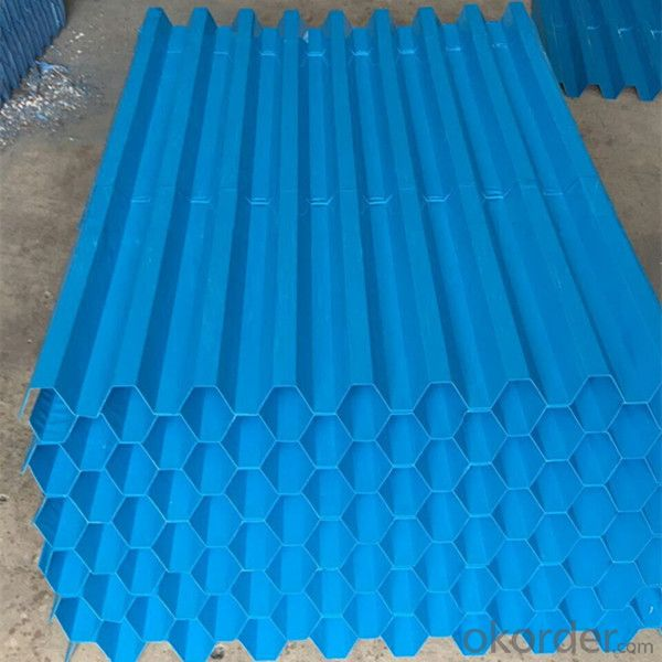 lamella clarifier/tube settlers media for wastewater treatment