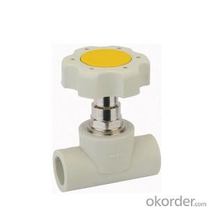 Heavy stop valve  is used in industrial fields