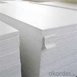 Water Proof PVC Foam Board For Kitchen Cabinet Bathroom Cabinet Good Quality