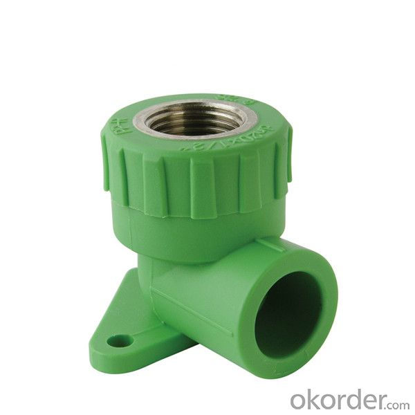 PP-R Female threaded  elbow with SPT Brand