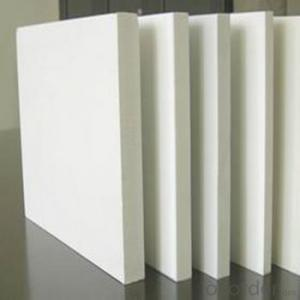 PVC Foam Board  5mm Thick Waterproof Foam Board Elongation at Break ≥10%
