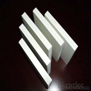 PVC Sheet White Thickness 5mm Hardness Hardness ≥10Mpa