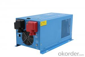 100W Pure Sine Wave DC to AC Power Inverter with Charger