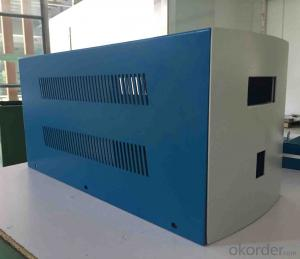 800W Pure Sine Wave DC to AC Power Inverter with Charger