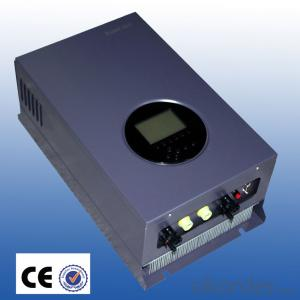 2000W Pure Sine Wave DC to AC Power Inverter with Charger