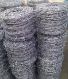 Galvanized Barbe Wire/Twist Barbed Wire Bwg14X14, 16X16 Double Strand