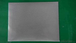 PVC Honeycomb Reflective Films Reflective PVC Flex & Sticker By Zhu
