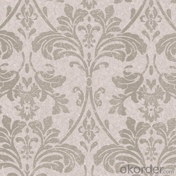 3D PVC Stereoscopic Wallpaper Made In China With Best Selling