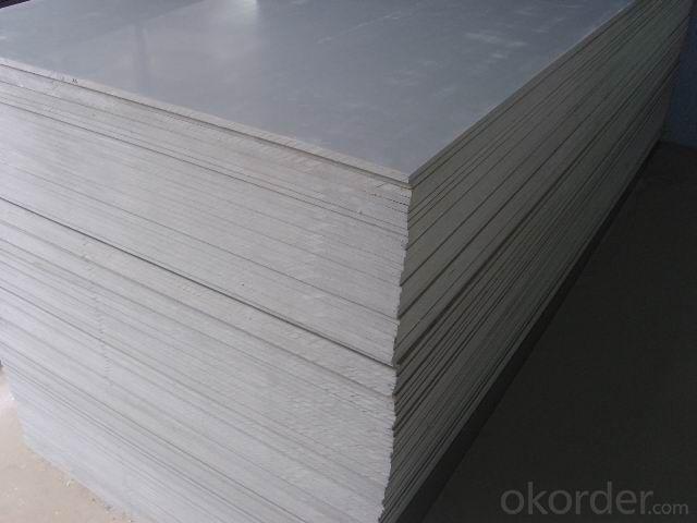 Green 2016 Hot Sale Rigid High Density PVC Foam 4x8 Sheet Plastic Price