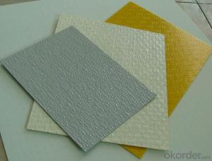 High Density PVC Foam Sheet / Board for Sign & Construction