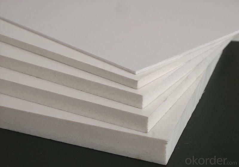 PVC  Foam Sheet of Transparent  Flexible