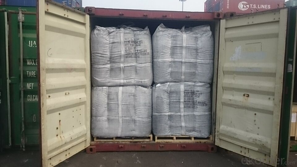 Used in EAF as Charge Coke for Steel Mills with VM 2%max