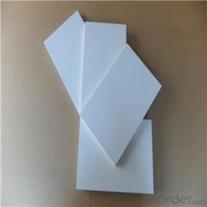 White PVC Foam Board in Advertising Board