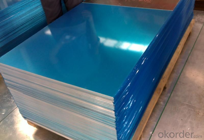 PVDF Coated Aluminium Sheet For HAVC Equipments