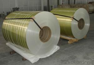 Color Coated Aluminium Roll For Solar Cell Frame