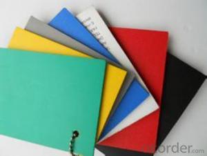 4*8 foam sheets pvc celuka board display panel