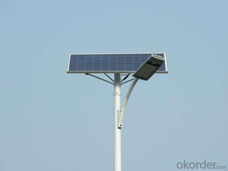 Solar LED Street Lamp AN-SLC-40W