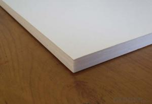 Poster foam board/UV printing PVC Sintra sheet