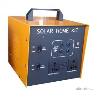 Solar Portable System AN-S10W