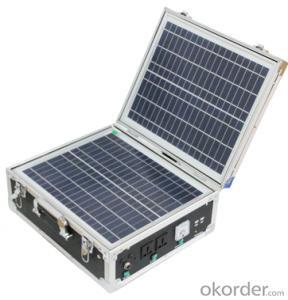 Solar Portable System AN-S50W