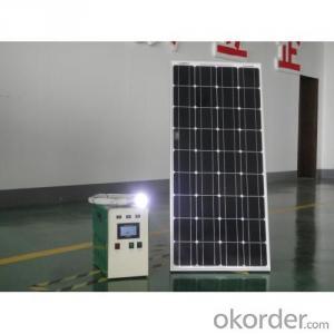 Solar Portable System AN-S100W