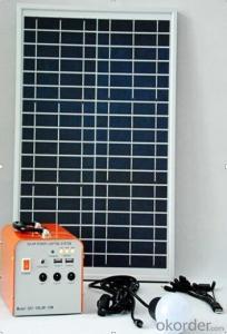 Solar Portable System AN-S20W