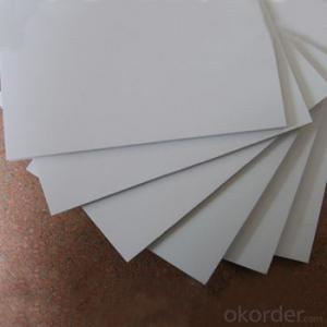 White PVC Foam Board, High Quality PVC Foam Board, Solid PVC Board for Furniture