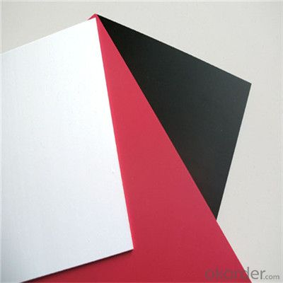 PVC Extruded Polystyrene Thermal Insulation Board and Sheet