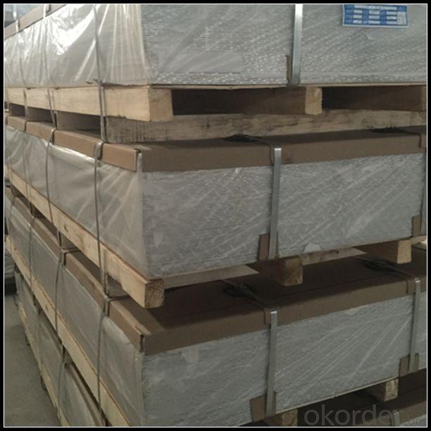 Aluminium Panel Mill Finished AA1100 for ACP Back Sheets