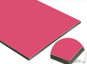 Color Coating Aluminium Sheets All Colors with Good Quality