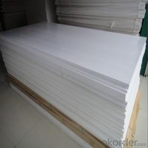 high density white 18mm PVC foam board for furniture use