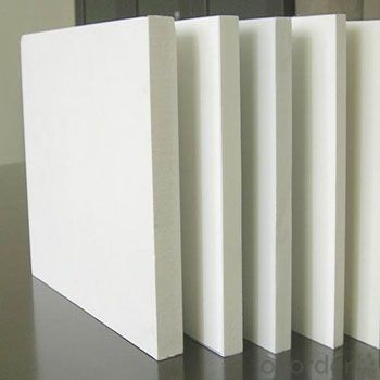 high density manufacturer best price hard surface celuka foam sheet pvc