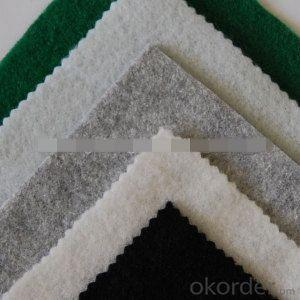 Non-woven Filter Fabric Geotextile Used in Railway  from CNBM