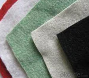 High strength Polyester & Polypropylene Nonwoven Geotextile