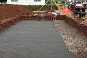 Non-woven Fabric Geotextile Low Price for Construction