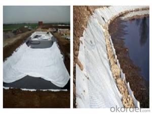 High Quality Non-woven Geotextile PP for Silt Fence