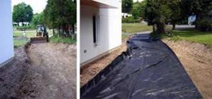 Needle Punched & Geotextile Non-woven for Construction in China