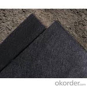 Non-woven Geotextile  Drainage For Highway / 1000g