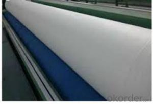 Geotextile Nonwoven Fabric  Permeability Polyester for Construction