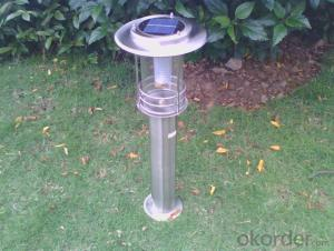 Modern Design Outdoor Garden Solar Walkway  Light