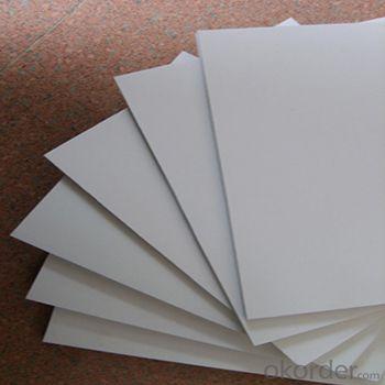 foam filled pvc board/Recycled Plastic Building Materials PVC Foam Board