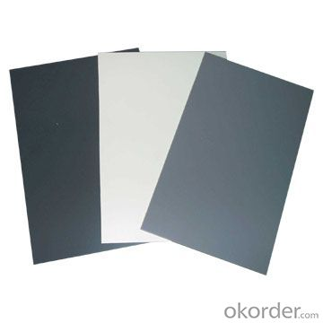 waterproof kitchen cabinets material 33mm pvc foam boards PVC WPC board