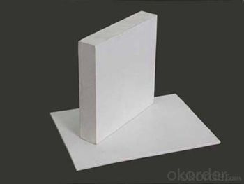 PVC foam board for Shuterring of roof slabs in building construction , PVC sheet
