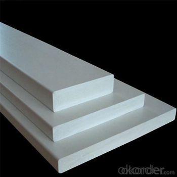 PVC Celuka  Foam Sheet PVC Foam Board 5mm Color embossed for Pop-up