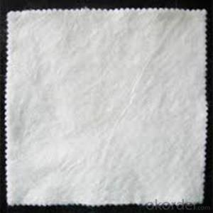PET  Staple Fiber Nonwoven Geotextile Fabric for Construction