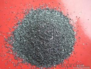 Black silicon carbide 0-1/1-3/3-5mm and powder supplied by cnbm