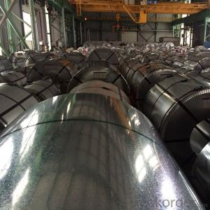 Galvanized Steel Coil For Roofing Sheet Regular Spangle Competitive Price