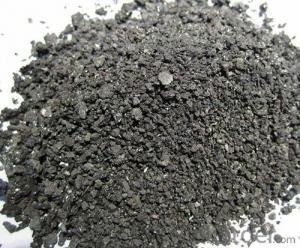 Black silicon carbide 0-1/1-3/3-5mm and powder with good quality