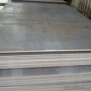 Carbon Steel Plate Made In China SS400 Good Quality
