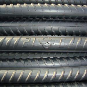 Iron bar from China steel mill 6-50 mm for building